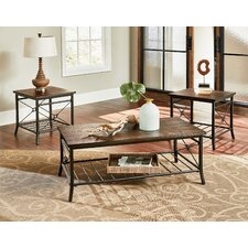 Ainsley 3 Piece Coffee Table Set