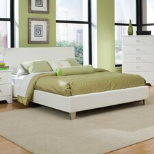 Meridian Upholstered Panel Bed