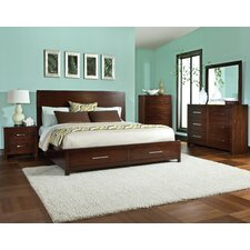 Metro Platform Customizable Bedroom Set