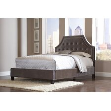 Boulevard Upholstered Platform Bed