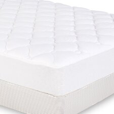 Extra Plush Marriott Hotel Mattress Pad Topper with Fitted Skirt