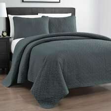 Zaria 3 Piece Lightweight Quilt Set