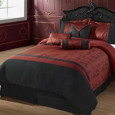 Oyuki 7 Piece Comforter Set