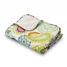 Elle Quilted Throw Blanket
