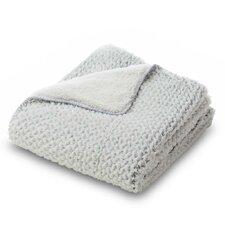 Essential Mink Faux Fur Throw Blanket
