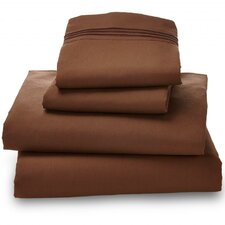 Luxury 800 Thread Count Microfiber Sheet Set
