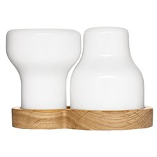 Fix 2 Piece Salt and Pepper Set