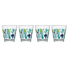 Fantasy Juice Glass (Set of 4)