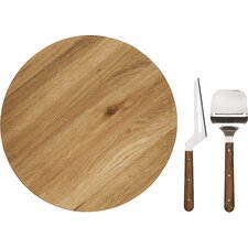 3 Piece Lazy Susan Set