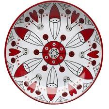 """Santa 5.5"""" Small Plate (Set of 4)"""