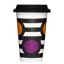 Point Take Away 8.5 oz. Mug (Set of 2)