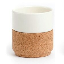 Pearl and Cork Teacup (Set of 2)