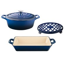3 Piece Cookware Set