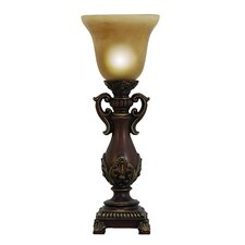 """20"""" H Table Lamp with Bell Shade"""