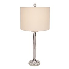 """30"""" H Table Lamp with Drum Shade (Set of 2)"""