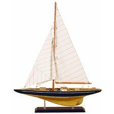 Avast Sailboat Décor