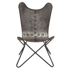 Metal Stitched Side Chair (Set of 2)