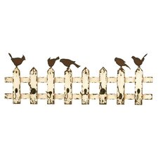 Brockton Birds of a Feather Multipurpose Coat Rack