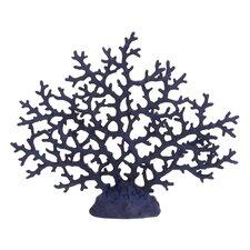 Polystone Coral Sculpture