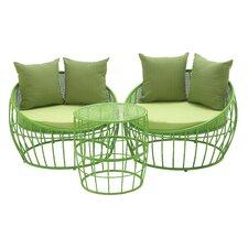 Metal Outdoor Side Chair