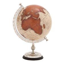 Metal World Globe