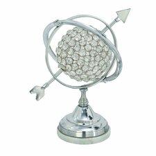 Aluminum Marble Acrylic Globe