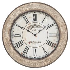 "24"" Wood Wall Clock"