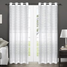 Exclusive Home Curtain Panel (Set of 2)
