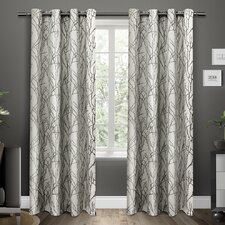 Branches Curtain Panel (Set of 2)