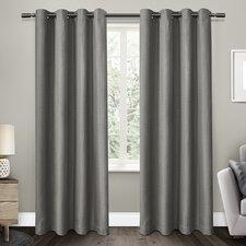 Eglinton Blackout Curtain Panels (Set of 2)