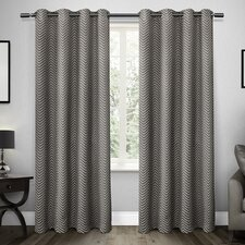 Thermal Curtain Panels (Set of 2)