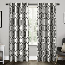 Trincity Curtain Panel (Set of 2)