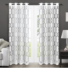 Exclusive Home Curtain Panel Pair (Set of 2)