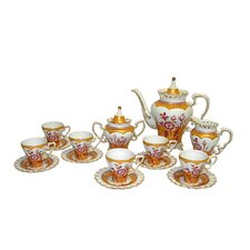 15 Piece Coffee and Tea Set