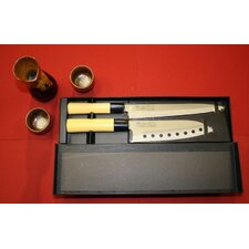 Pro Line 2 Piece Traditional Sushi Chef Knife Set