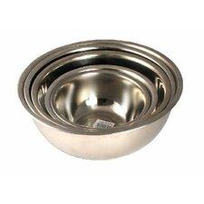 5 Piece Utensils Bake Prep Mixing Bowls Basins Set
