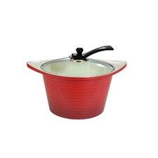 5-qt. Ceramic Round Dutch Oven with Lid