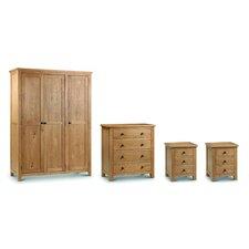 Wiltshire Oak Bedroom Set