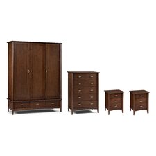 Schlafzimmermöbel-Set Marshall