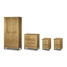 4-tlg. Schlafzimmer-Set Stavely