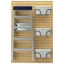 Ladder Hook and Bin Bracket Combo