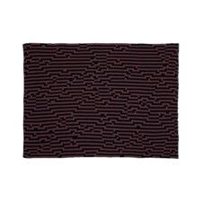 Bitmap Zoom In Wool Blanket
