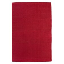 Teppich Missouri in Rot