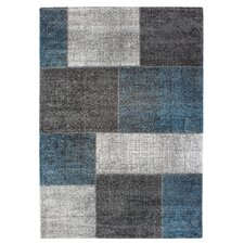 Teppich Providence in Blau