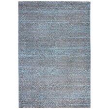 Teppich Miami in Blau