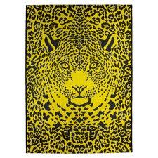 Teppich Onca in Gelb