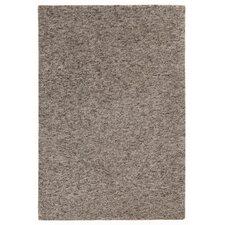 Handgeknüpftter Teppich Pali in Grau