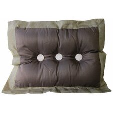 Annabella Button Tufted Lumbar Pillow