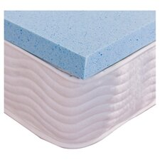 "2"" MyGel® Gel Memory Foam Topper"