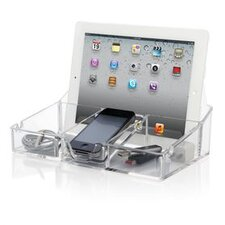 Deluxe Cleartech Smart Organizer